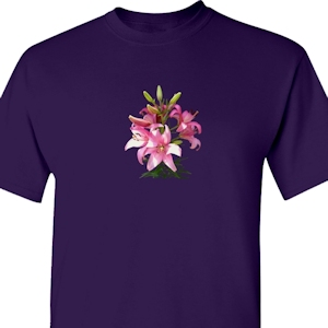 Limited Edition Lilies Shirt